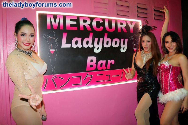 Thailand bangkok bars ladyboy in Thai Ladyboy